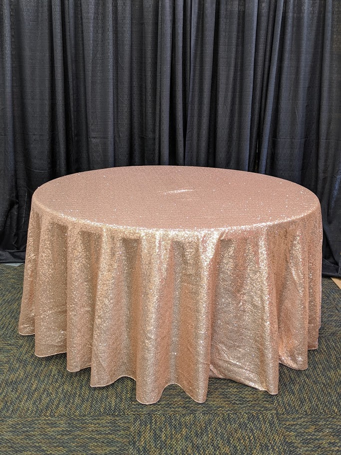 "120"" round tablecover"