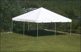 20 x 30 ft frame tent