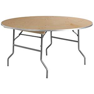 Round table 5 ft round