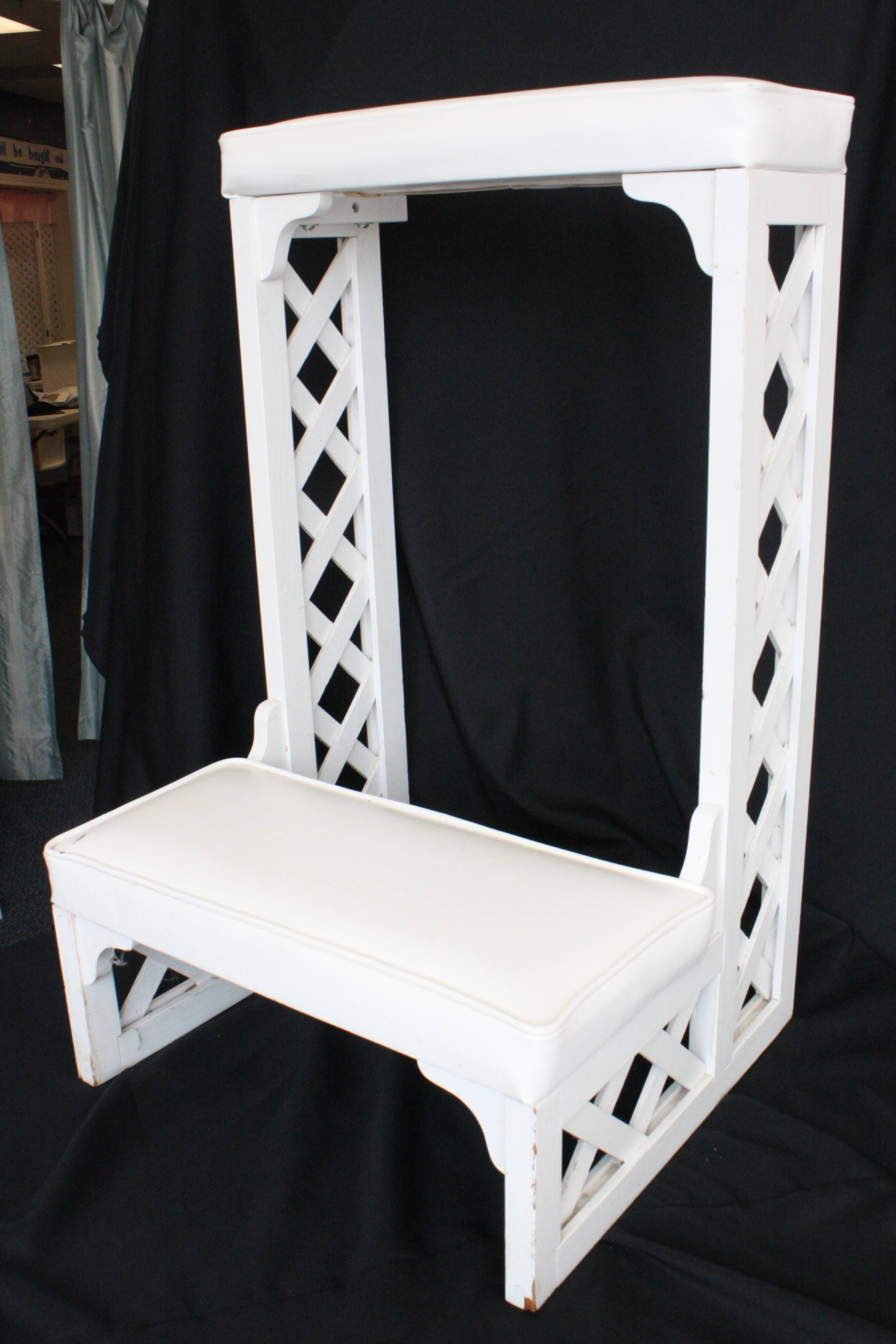 Kneeling benches-set of 2