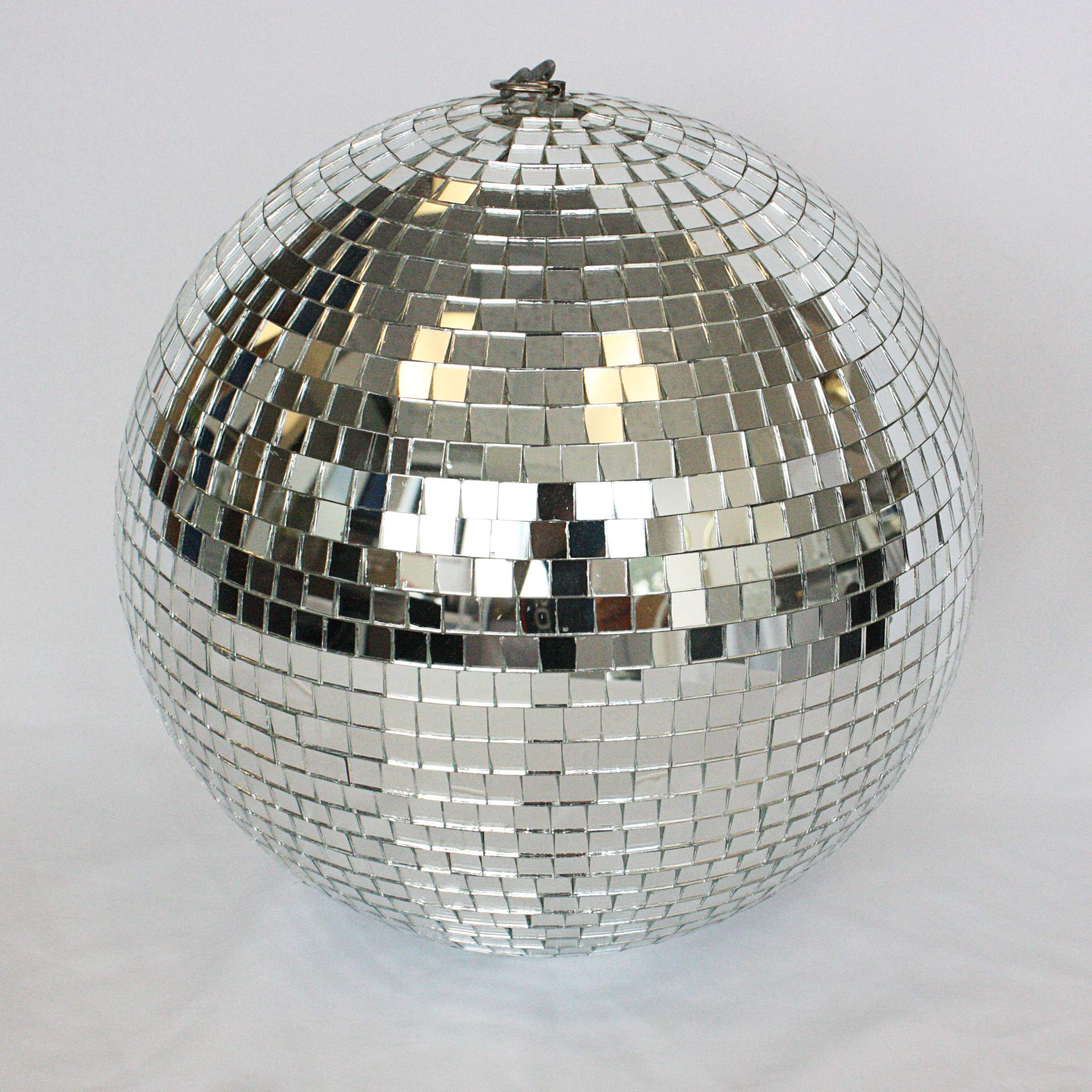 Mirror Ball w/lights